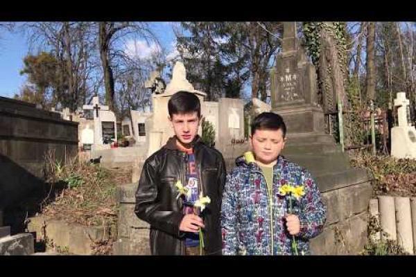 Вбудована мініатюра для Не несіть пластик на кладовища!